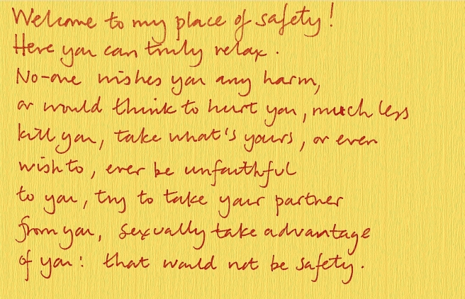 Place of Safety ~1