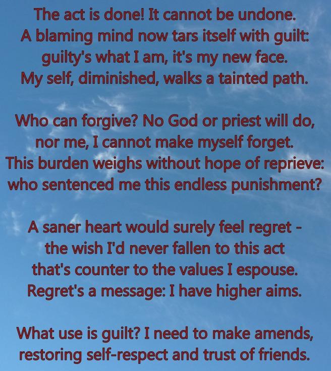 poem copyright Five Cram