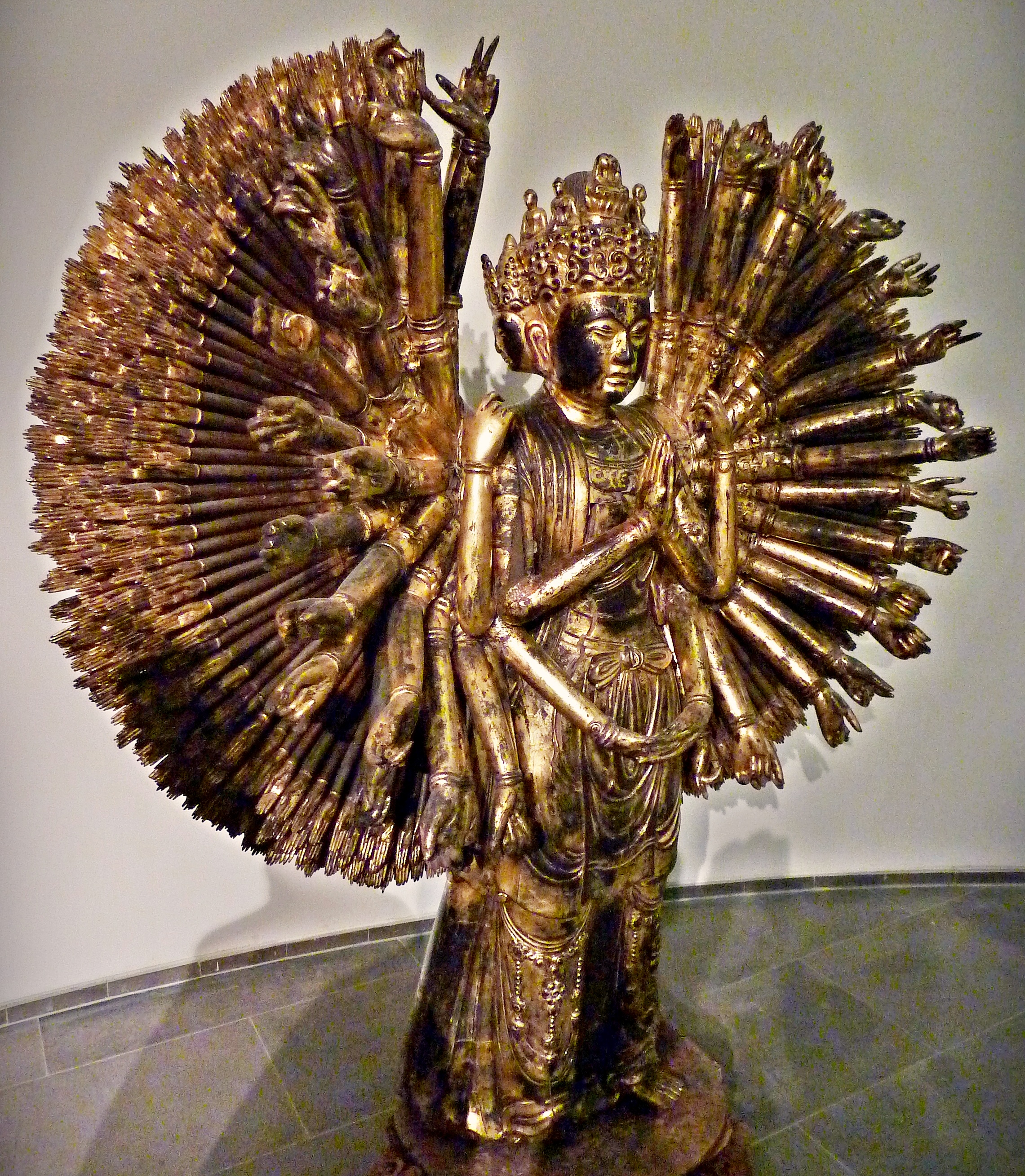 Buddhist personification of Compassion, Kuan Yin